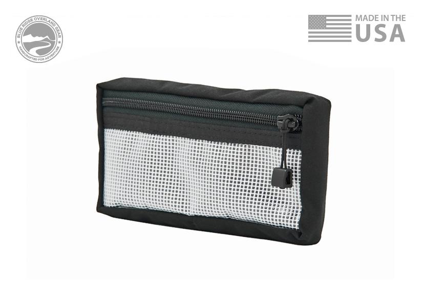 Velcro Pouch Medium (4 x 8 x 1)