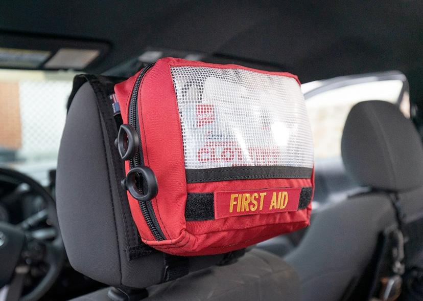 Headrest IFAK kit