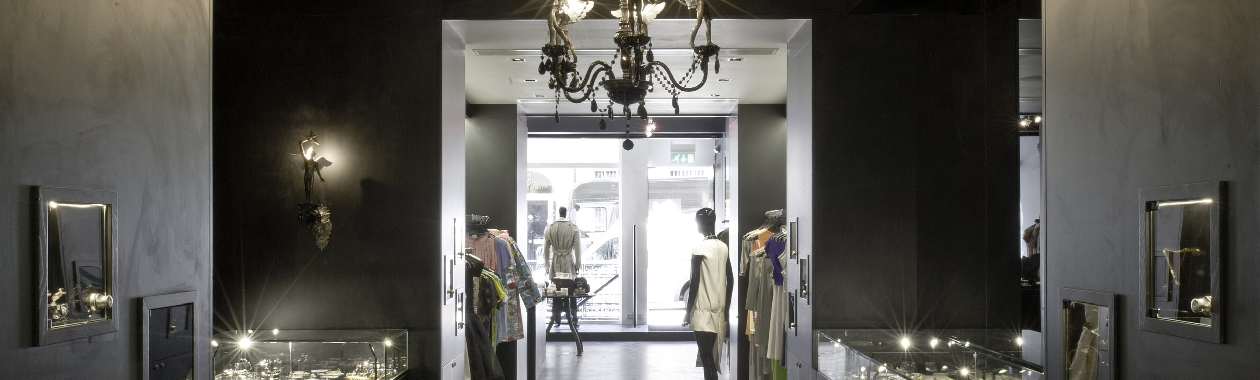Wolf and Badger store in London