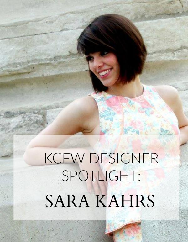Sara Kahrs / Photo provided by designer
