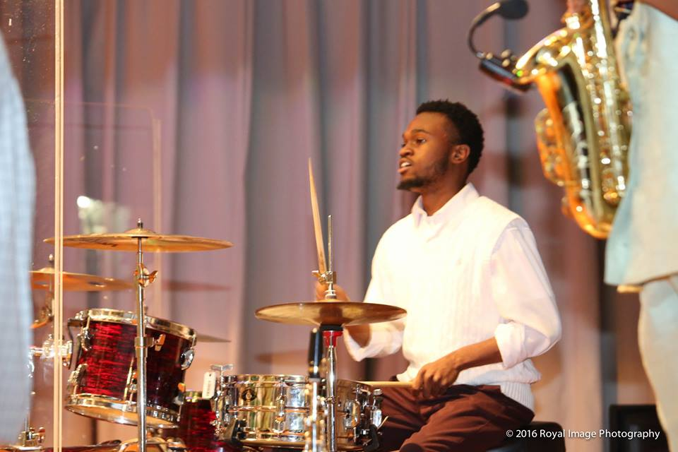 Trevelle Harris | Drums