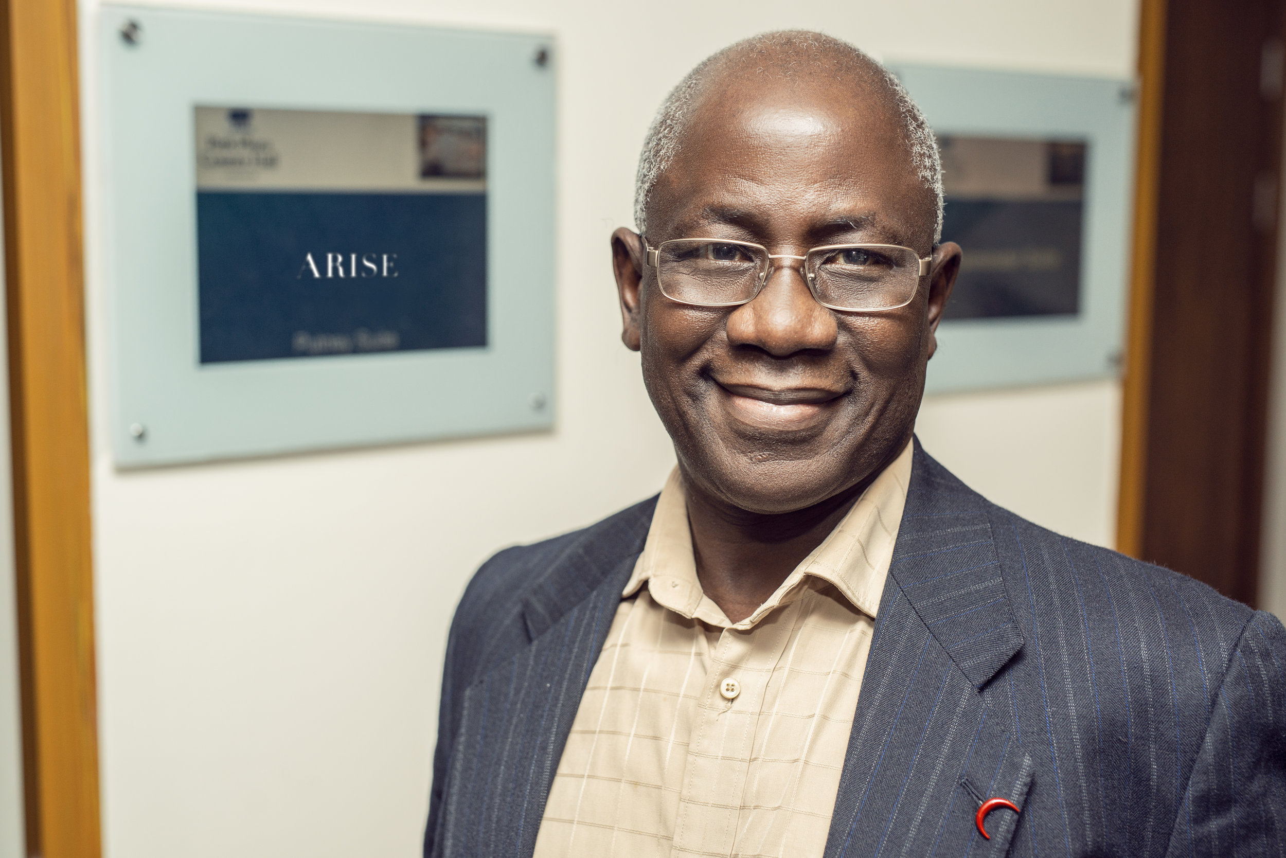 Dr Baba Inusa - Lead Sickle Cell and Thalassaemia, Evelina Hospital, London. Vice Chairman, Sickle Cell Cohort Research.