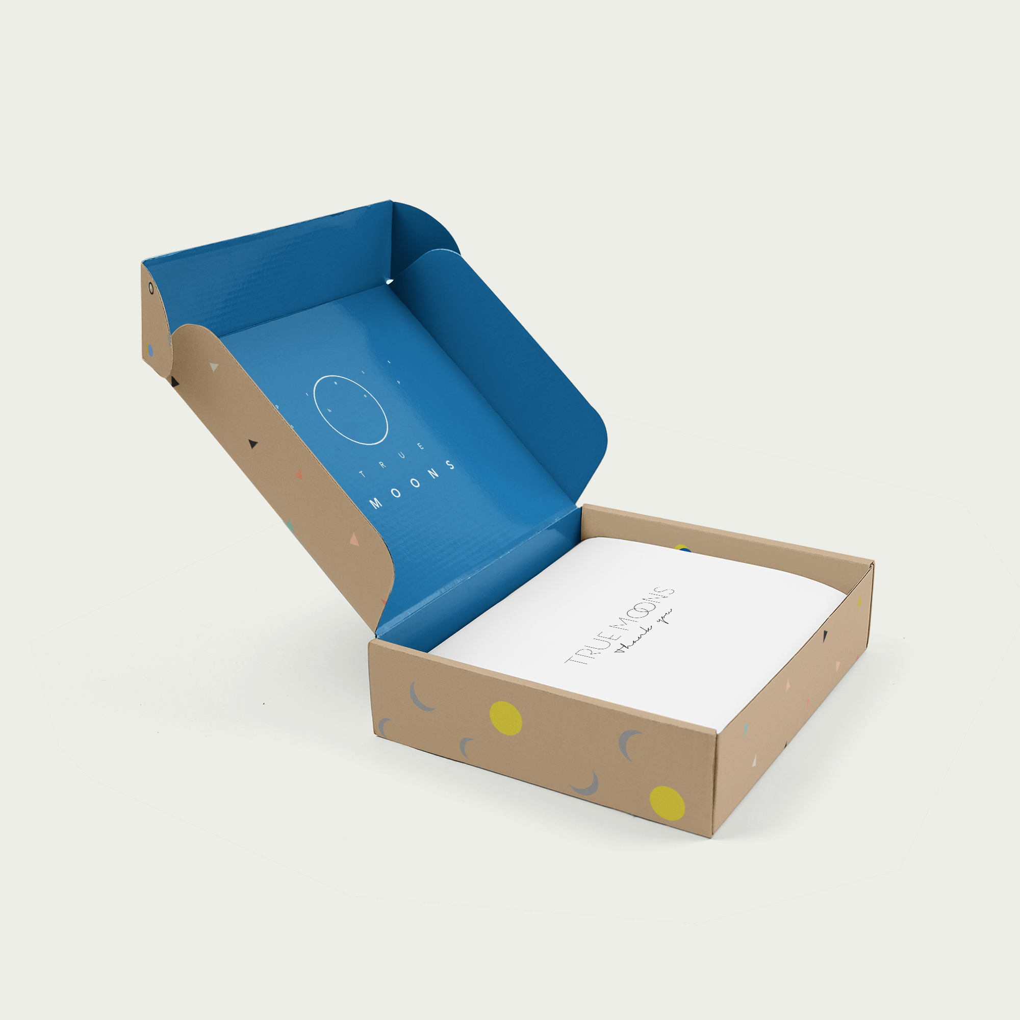 Mailing Box Packaging Concept