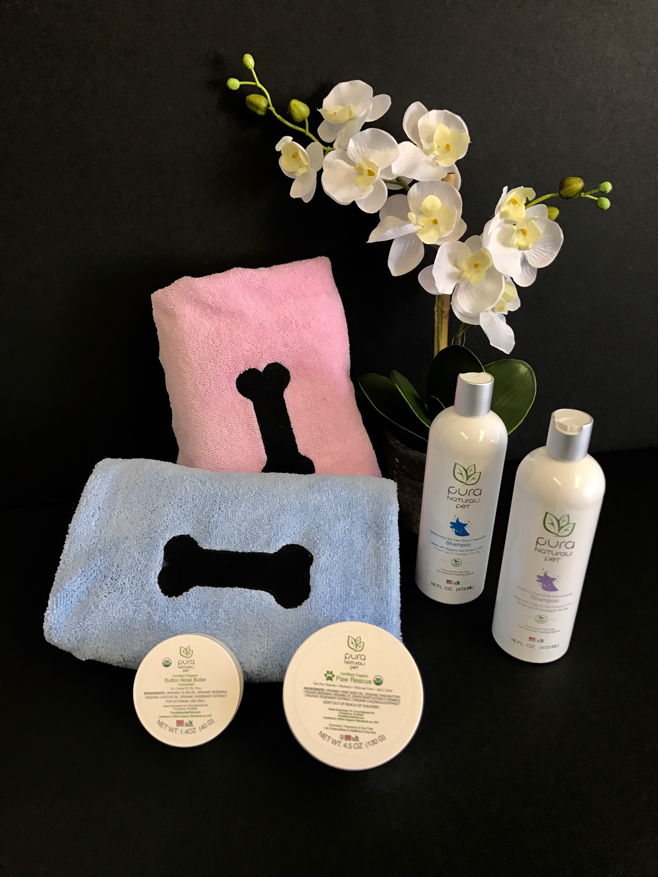 Spa Day! - Treat your dog to a nice spa day using only but the best products!