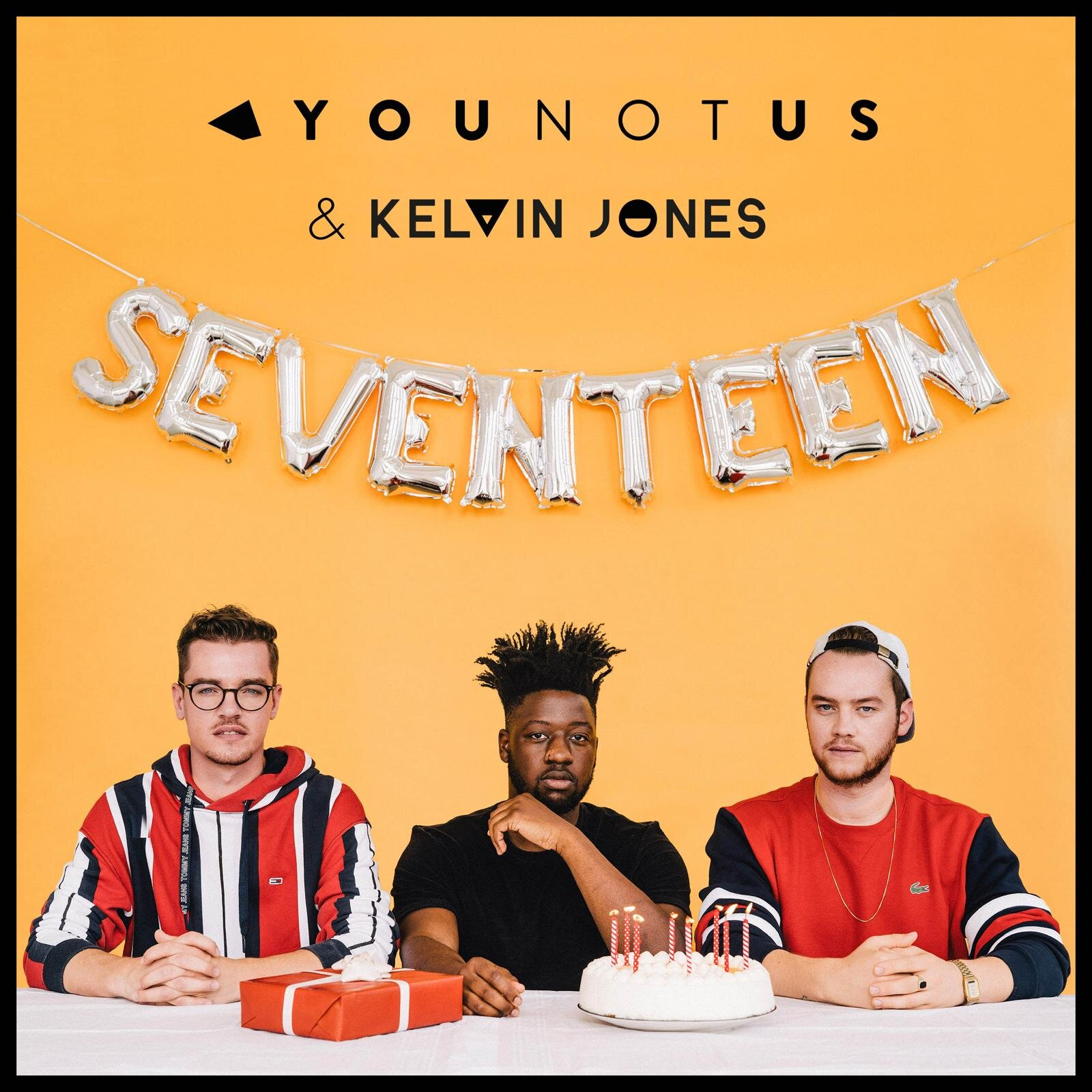 SEVENTEEN - Kelvin joins together with duo Younotus for the second time after their first success with Only Thing We Know!