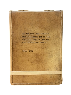 Everyday Journal available - RBPRINTS $59.95 Leather Back - RD Quote