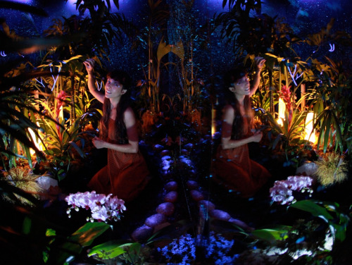 "Mileece    LA-based experience designer & sonic artist, Mileece. Her work 'promoting ecology through technology and the arts' has brought her international critical acclaim as a composer and installation artist. Mileece released a series of compositions inspired by cycles and formations in nature as her critically acclaimed debut album ""Formations""."