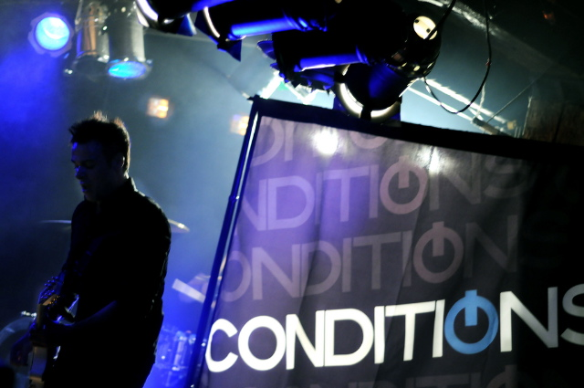6' x 6' Canvas Band Scrims | Conditions