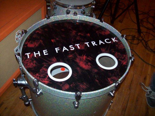 "24"" Custom Drumhead | The Fast Track"