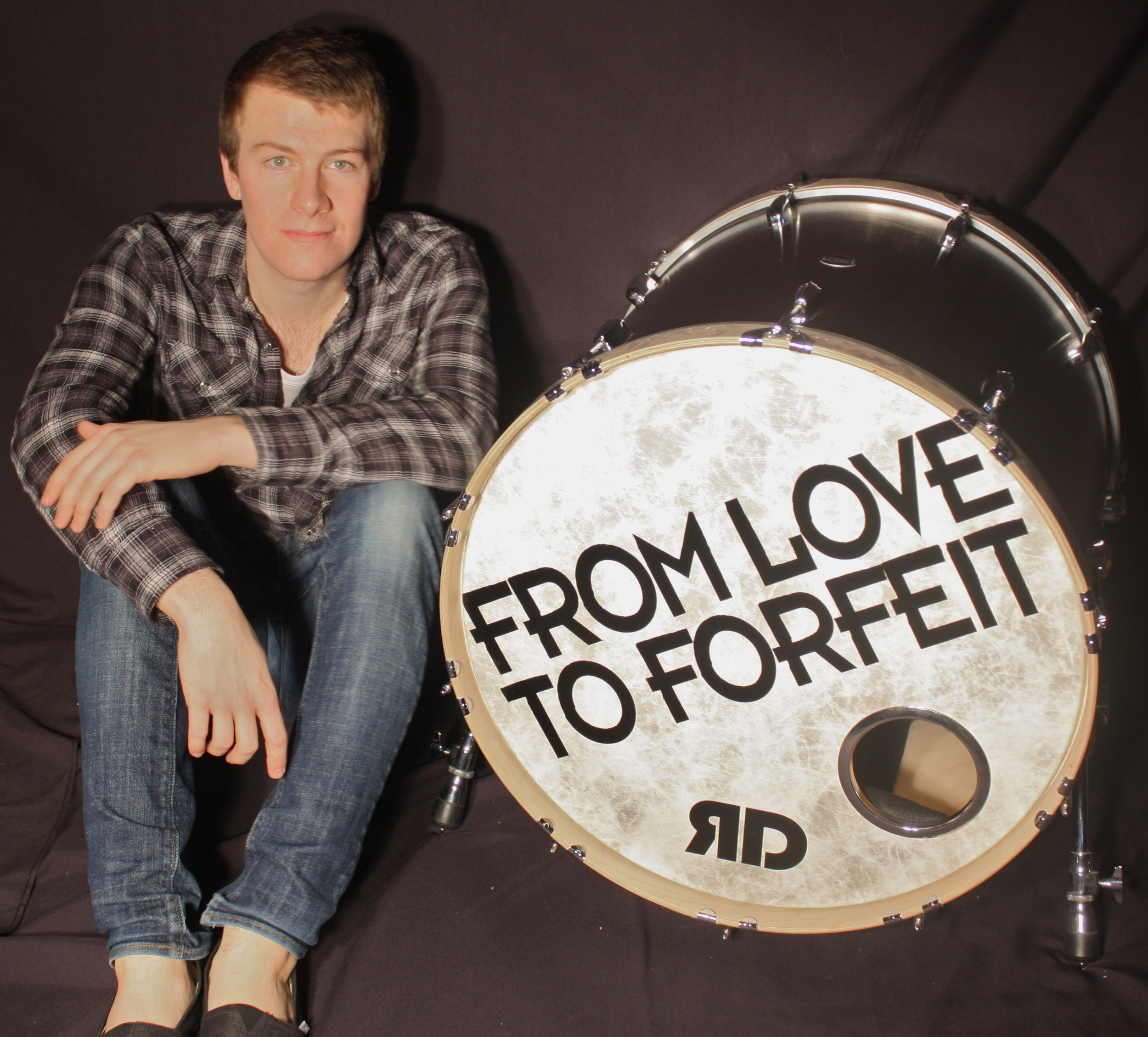 """22"""" Custom Drumhead 