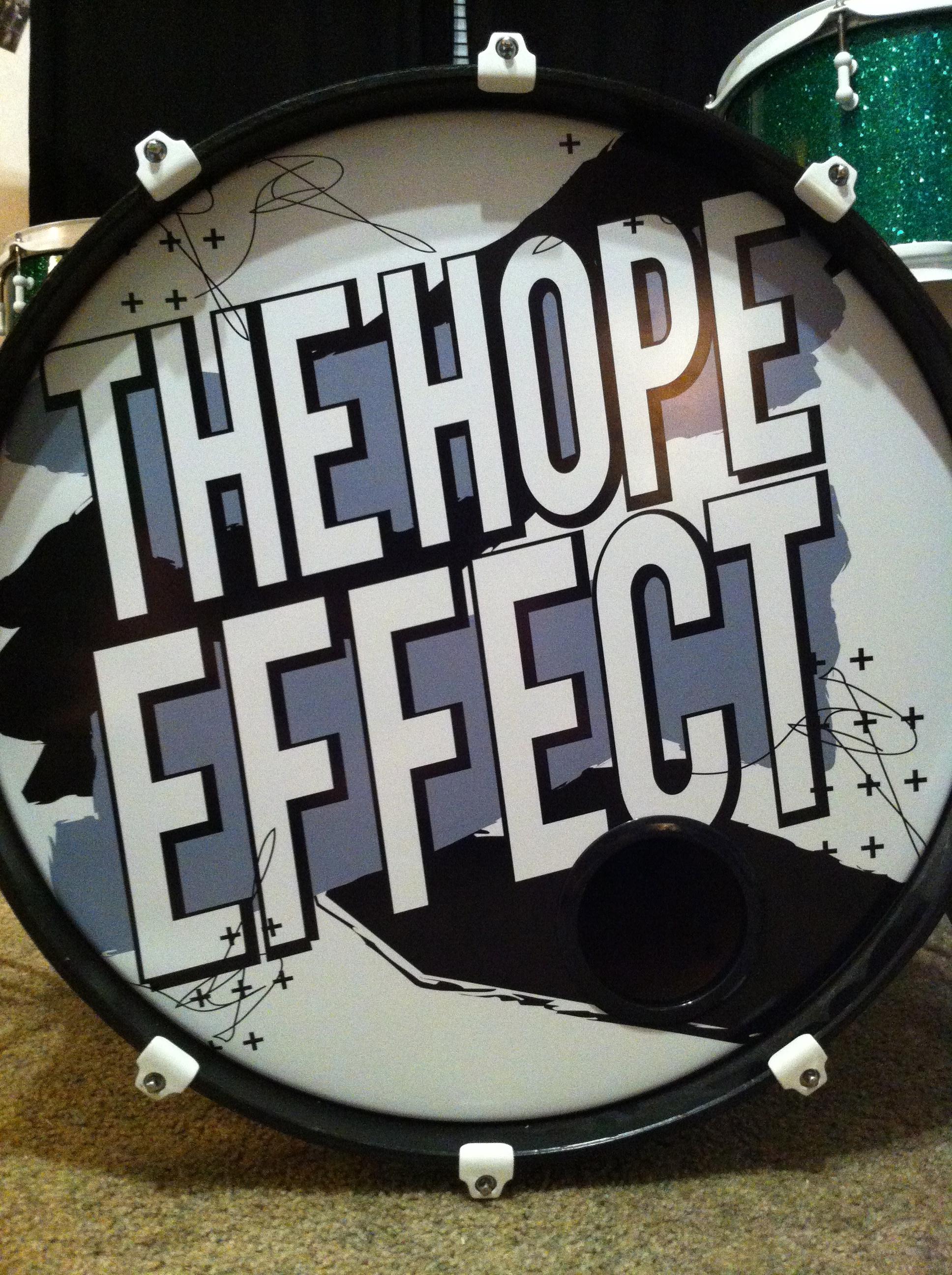 "22"" Custom Drumhead | The Hope Effect"
