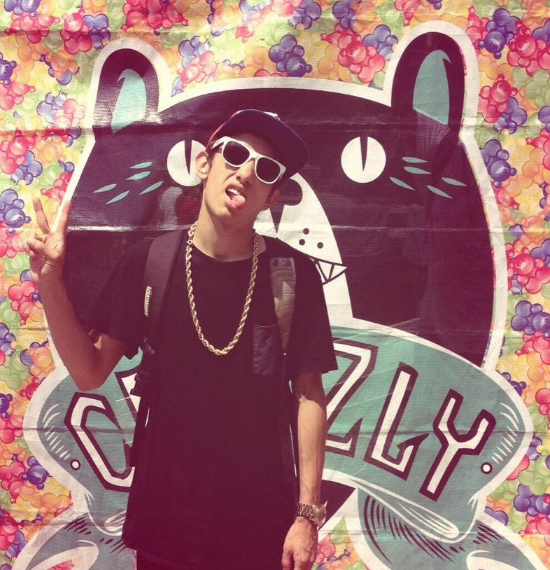 8' x 8' Mesh Band Scrims | Crizzly