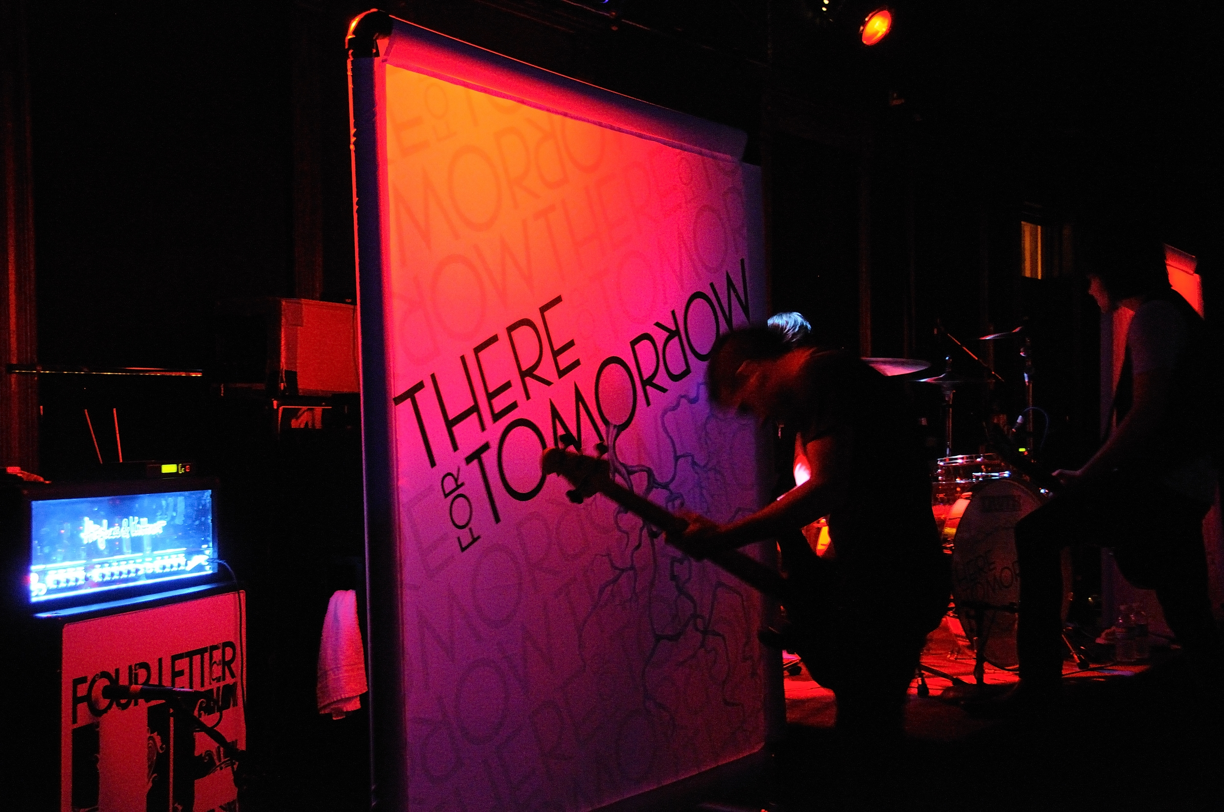 7' x 7' Canvas Band Scrims | There for Tomorrow