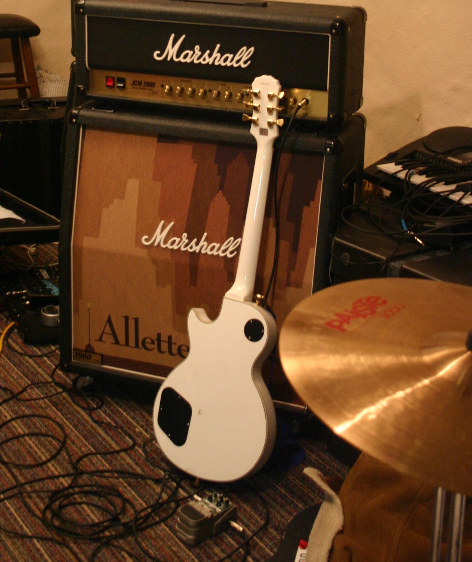 Marshall 412 Custom Grill Cloth | Allette