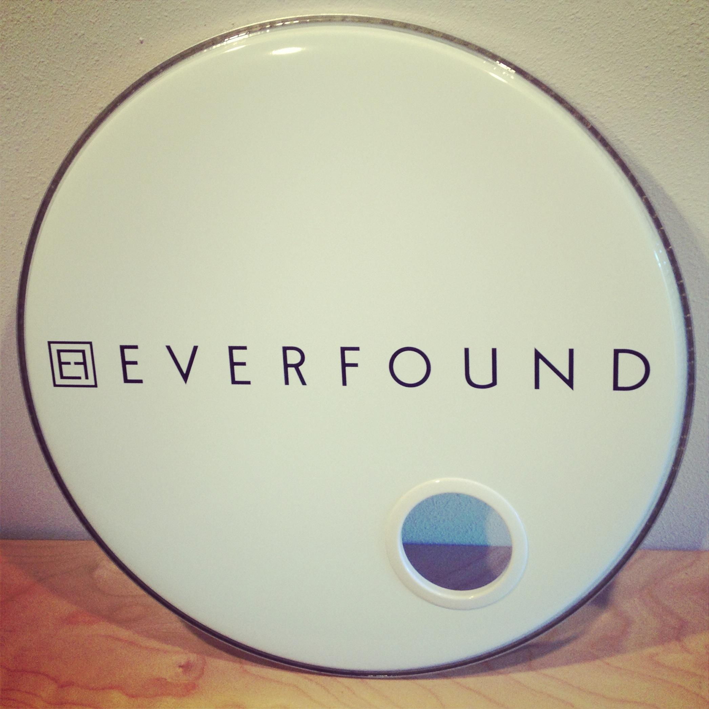 "24"" Custom Drumhead | Everfound"