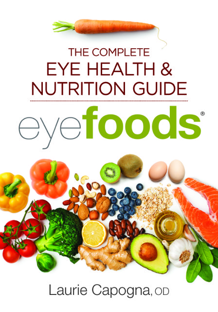 Eyefoods: The Complete Eye Health & Nutrition Guide - A groundbreaking plan for improving eye health and for slowing and preventing eye disease from highly-respected optometrist and founder of Eye Wellness.A comprehensive and easy-to-understand guide to eye health and nutrition which includes in-depth research based on over 25 years of optometric experience and recent scientific findingsFeatures expert advice, along with meal ideas and over 100 recipes for optimal eye healthEye health and nutrition is a quickly expanding topic with current research showing that lifestyle and nutrition choices can help to improve and maintain eye health while preventing common disorders. Eye health is an emerging topic with few competing titles, meaning that EYEFOODS® has an opportunity to lead the market.Dr. Laurie Capogna is a highly respected optometrist. Her two self-published books have sold almost 40K copies through non-retail channels across editions and translations.