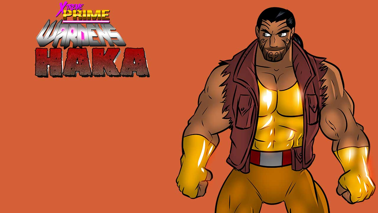 Win a game in Magmaria with regular Haka on the team. Haka may never have any equipment cards in his play area. Haka must destroy at least 5 villain targets and at least 5 environment targets.