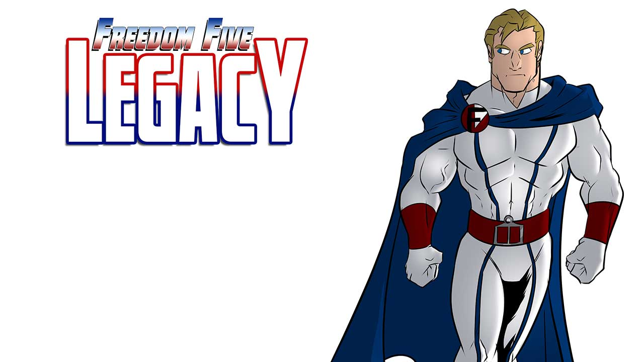 First, play the Prerequisite Games. Then, the Freedom Five (non-variant team members) must defeat Progeny in Megalopolis. During that game, Legacy must prevent at least 20 points of damage and must prevent more damage than he increases. Danger Sense must be played during the game.