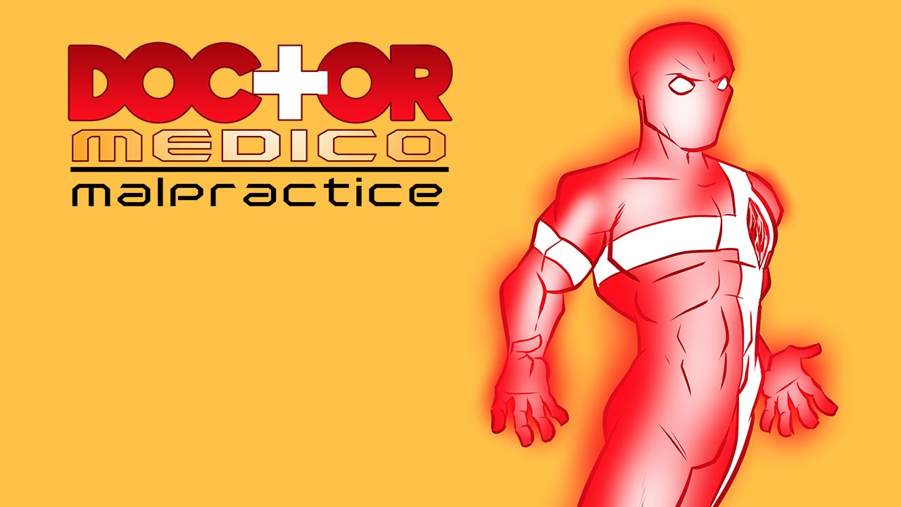 First, Void Guard Dr. Medico must be dealt 50 damage in a single game. Then, Void Guard Dr. Medico must destroy Re-Volt.