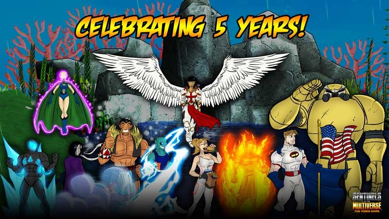 Click to download the anniversary wallpaper!