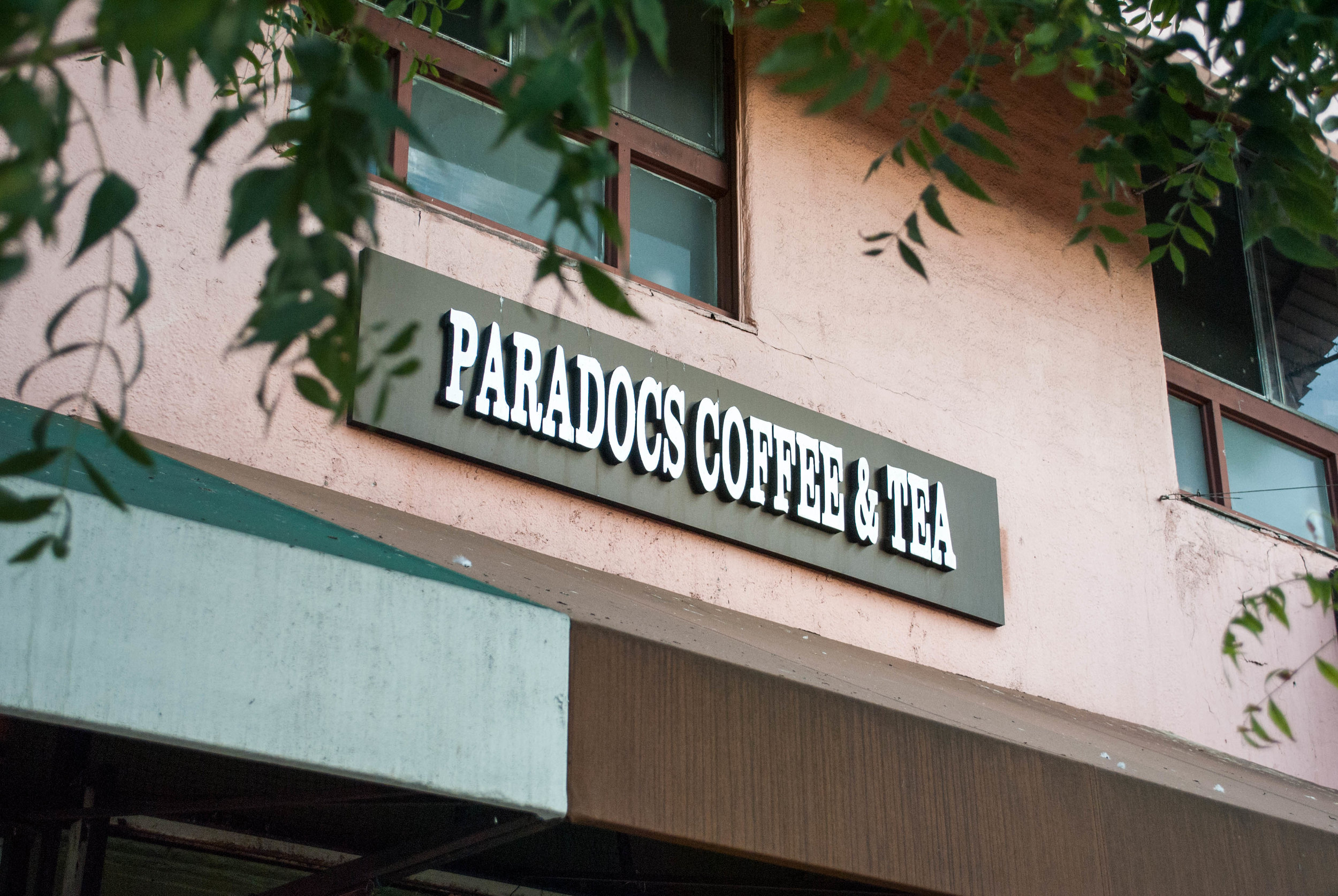 Paradocs Coffee & Tea, Los Angeles, CA