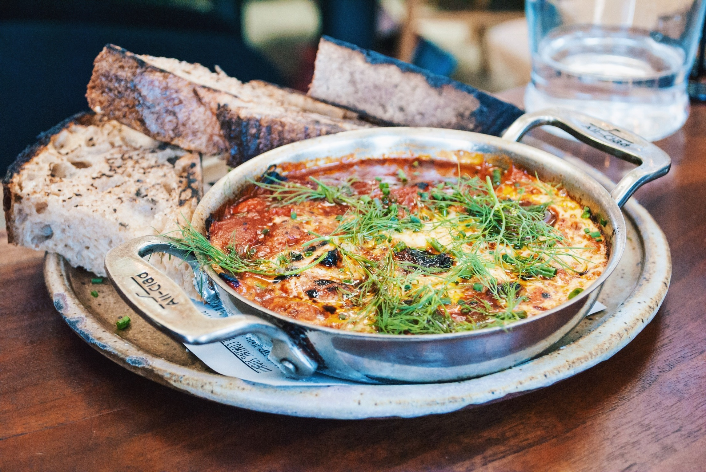 Shakshuka, Lodge Bread Co., Culver City, CA