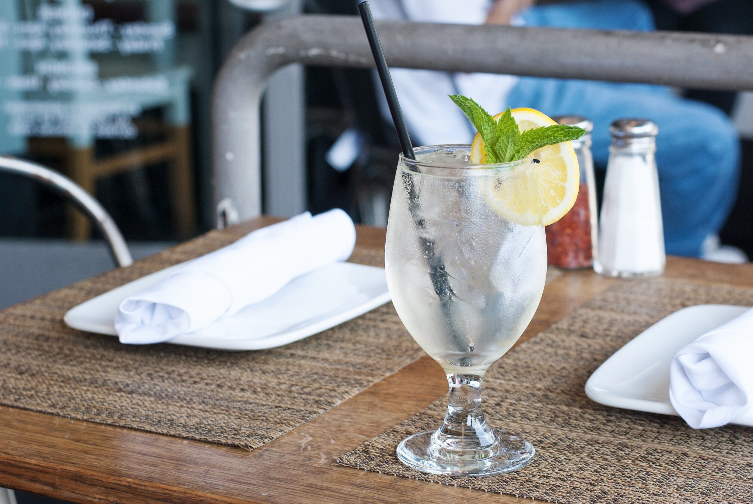 Med Breeze Cocktail at Momed, Beverly Hills - Brunchographers