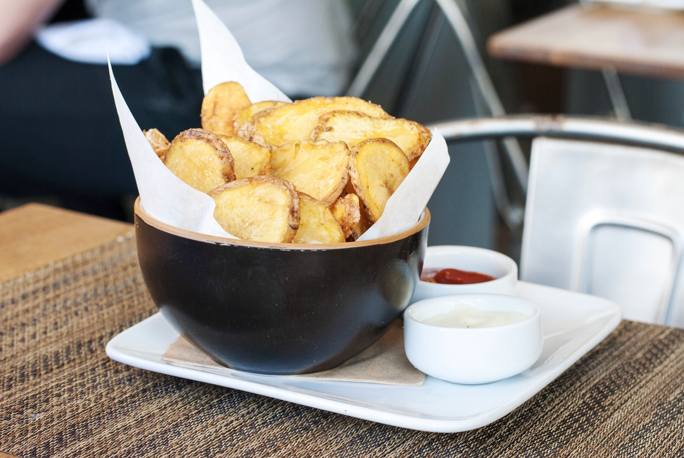 Momo Chips at Momed, Beverly Hills - Brunchographers