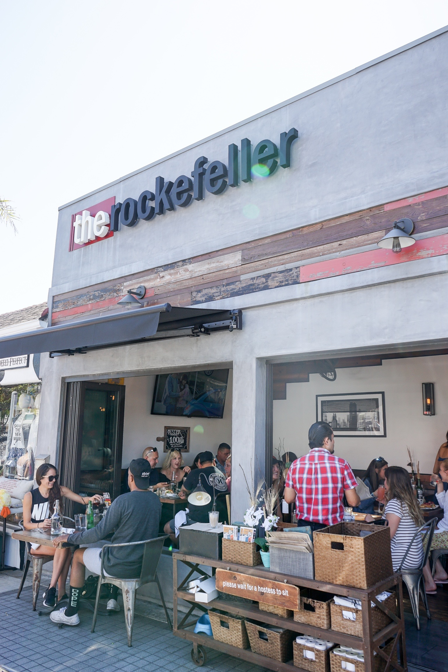 The Rockefeller, Manhattan Beach, CA