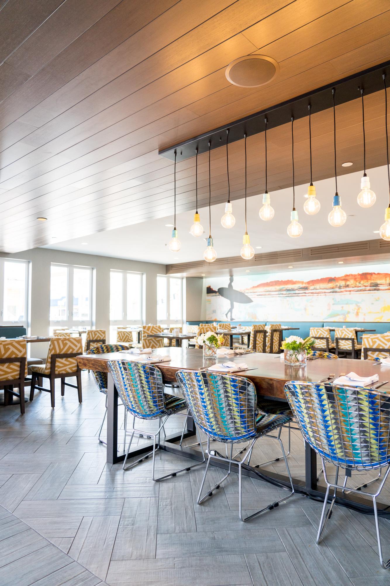 Blonde Restaurant at The Lobby at Inn at the Pier, Pismo Beach, CA