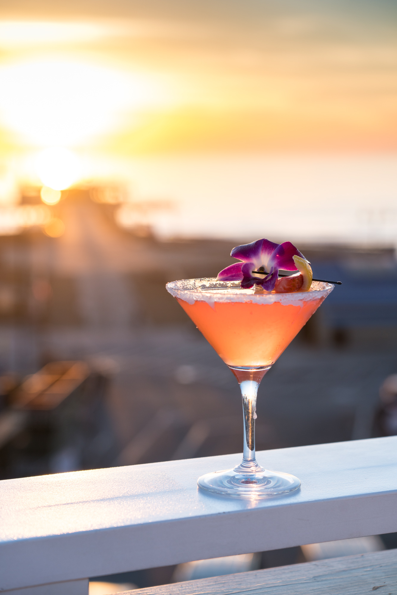 The Summer Heat, The Rooftop at Inn at the Pier, Pismo Beach, CA