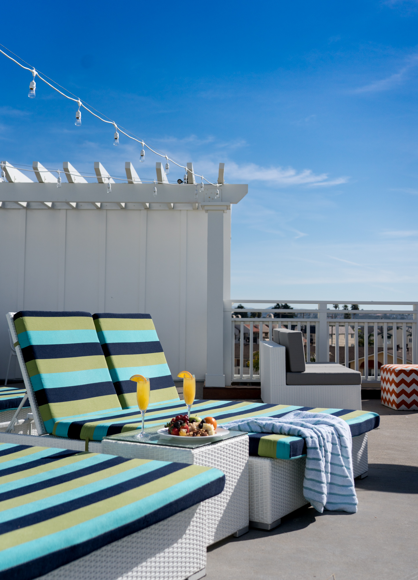 The Rooftop at Inn at the Pier, Pismo Beach, CA