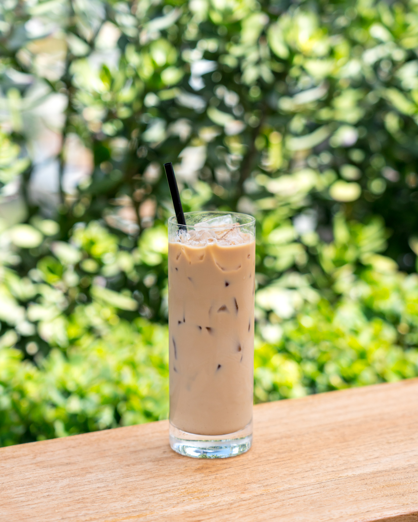Iced Latte at Filifera, Hollywood, CA - Brunchographers