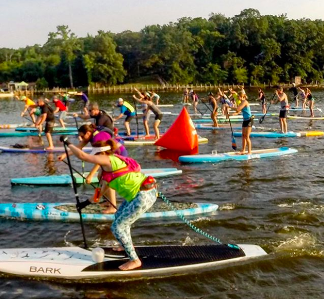 sup race league annapolis