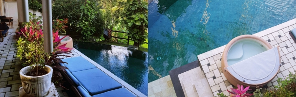 Gaia Retreat Center, Ubud
