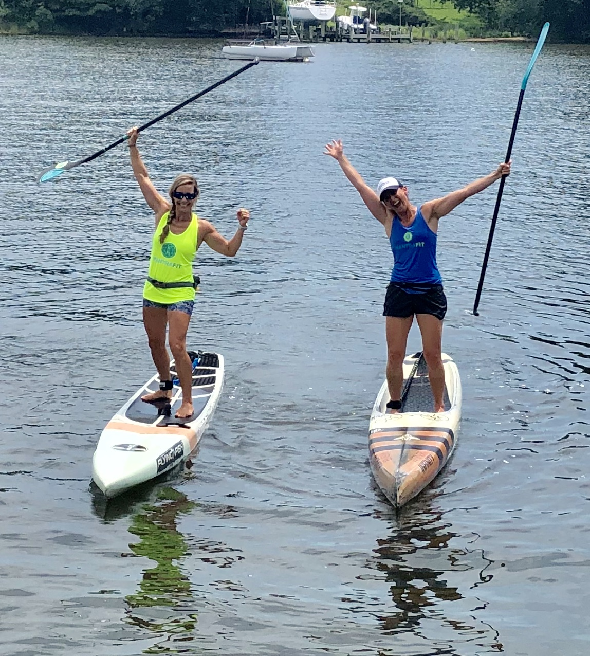 paddleboard lesson baltimore annapolis