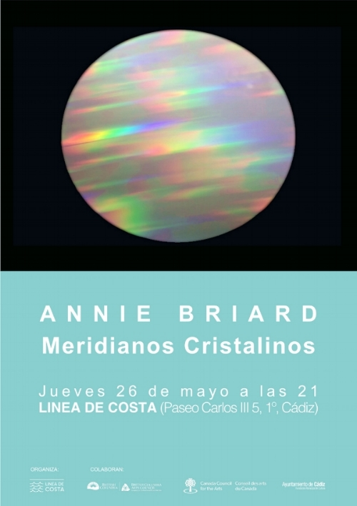 Meridianos Cristalinos, Cadiz - The solo exhibition