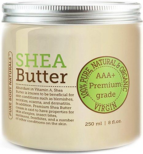 Grade AAA Shea Butter, Unrefined