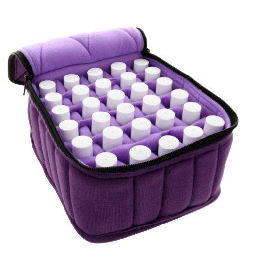 Purple Soft Oil Case