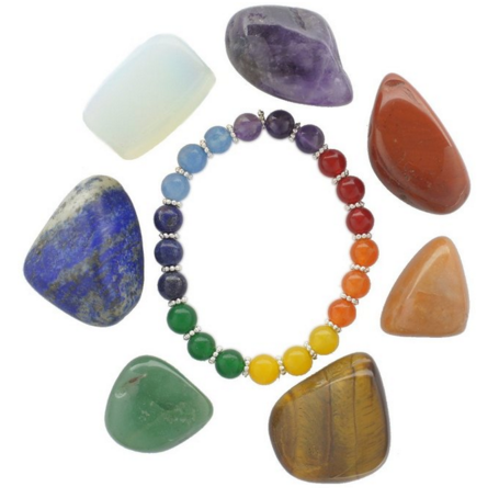 Chakra Stones Set