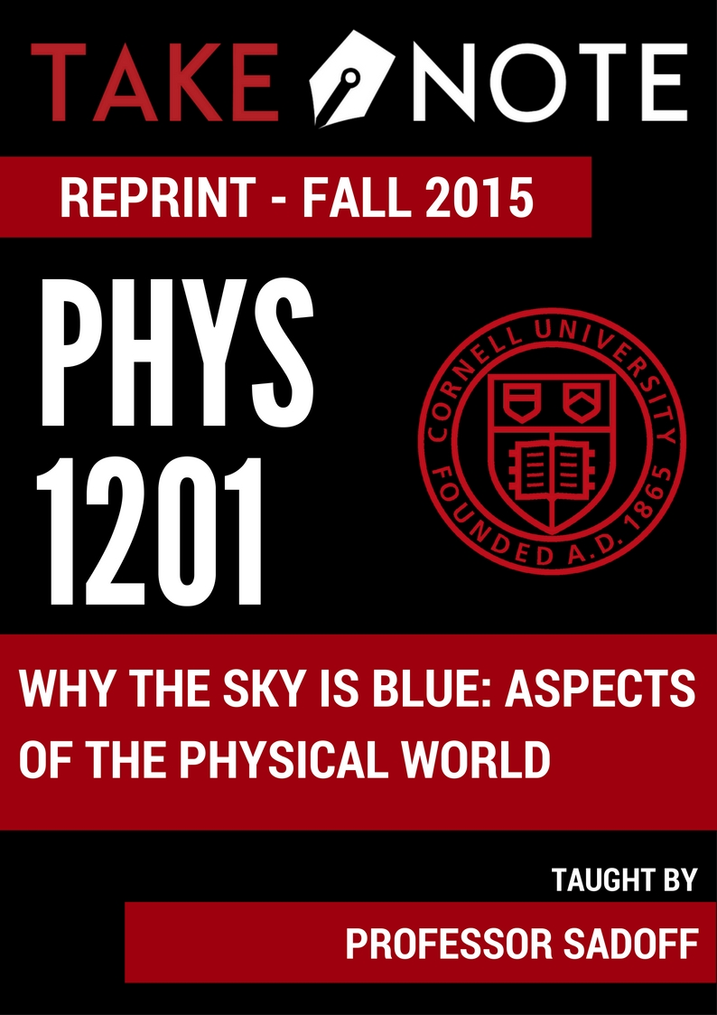 PHYS 1201