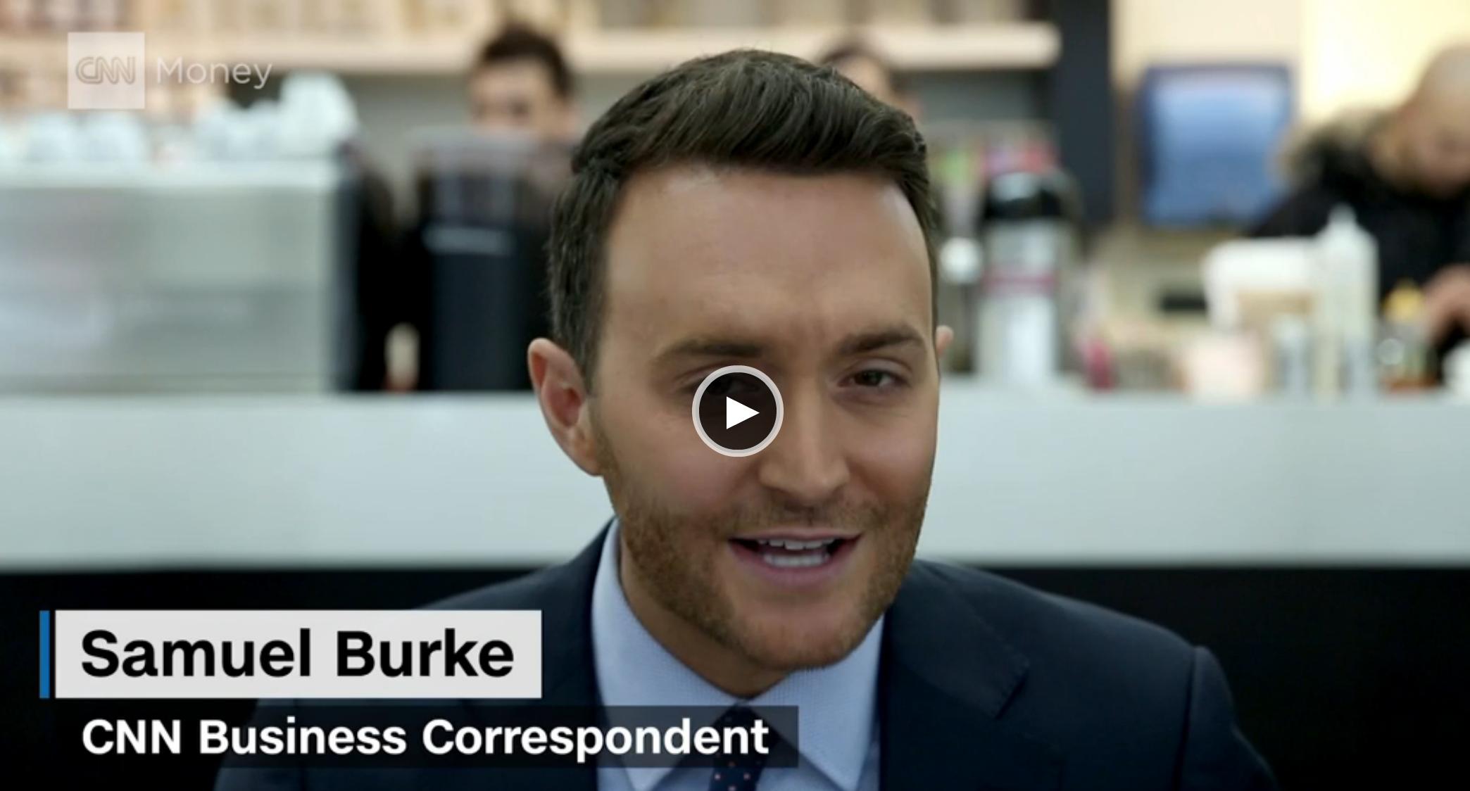 CNN Money Samuel Burke