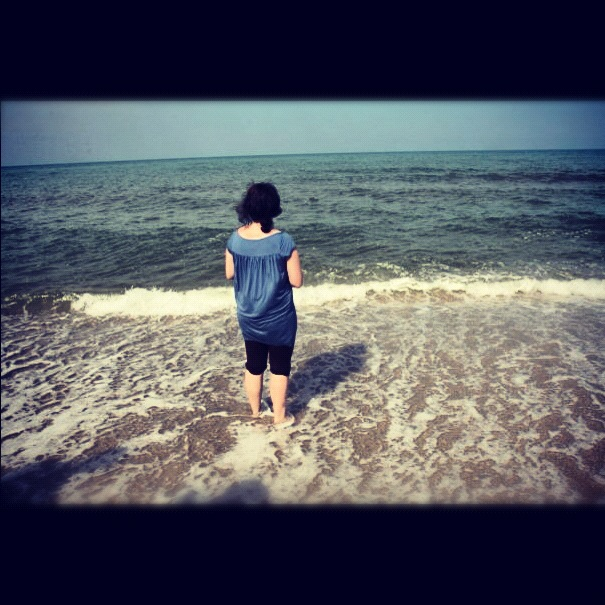 2008. Wading in the South China Sea.