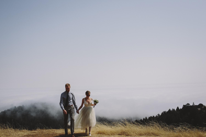 Mt Tamalpais Mountain Home Inn Wedding Rachelle Derouin Photographer-52.jpg