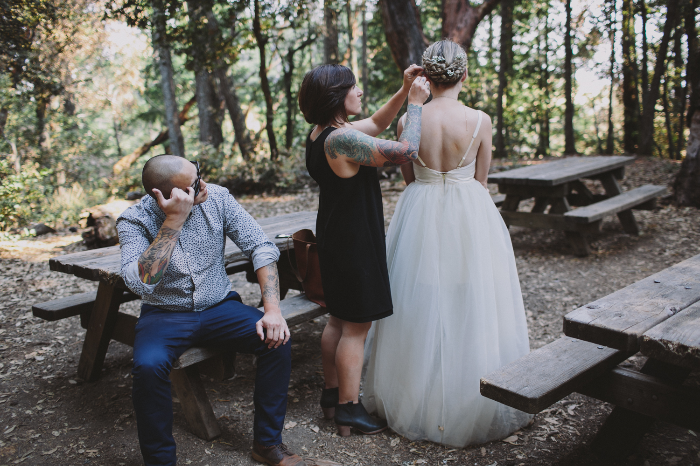 Mt Tamalpais Mountain Home Inn Wedding Rachelle Derouin Photographer-61.jpg