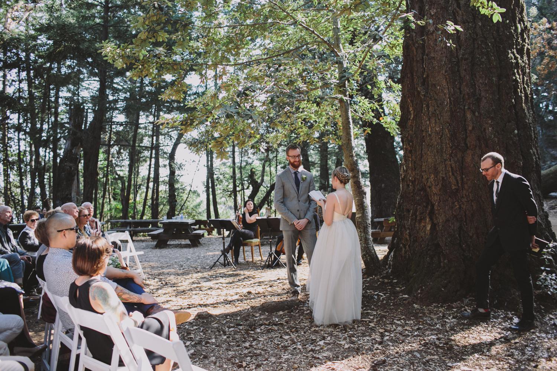 Mt Tamalpais Mountain Home Inn Wedding Rachelle Derouin Photographer-66.jpg