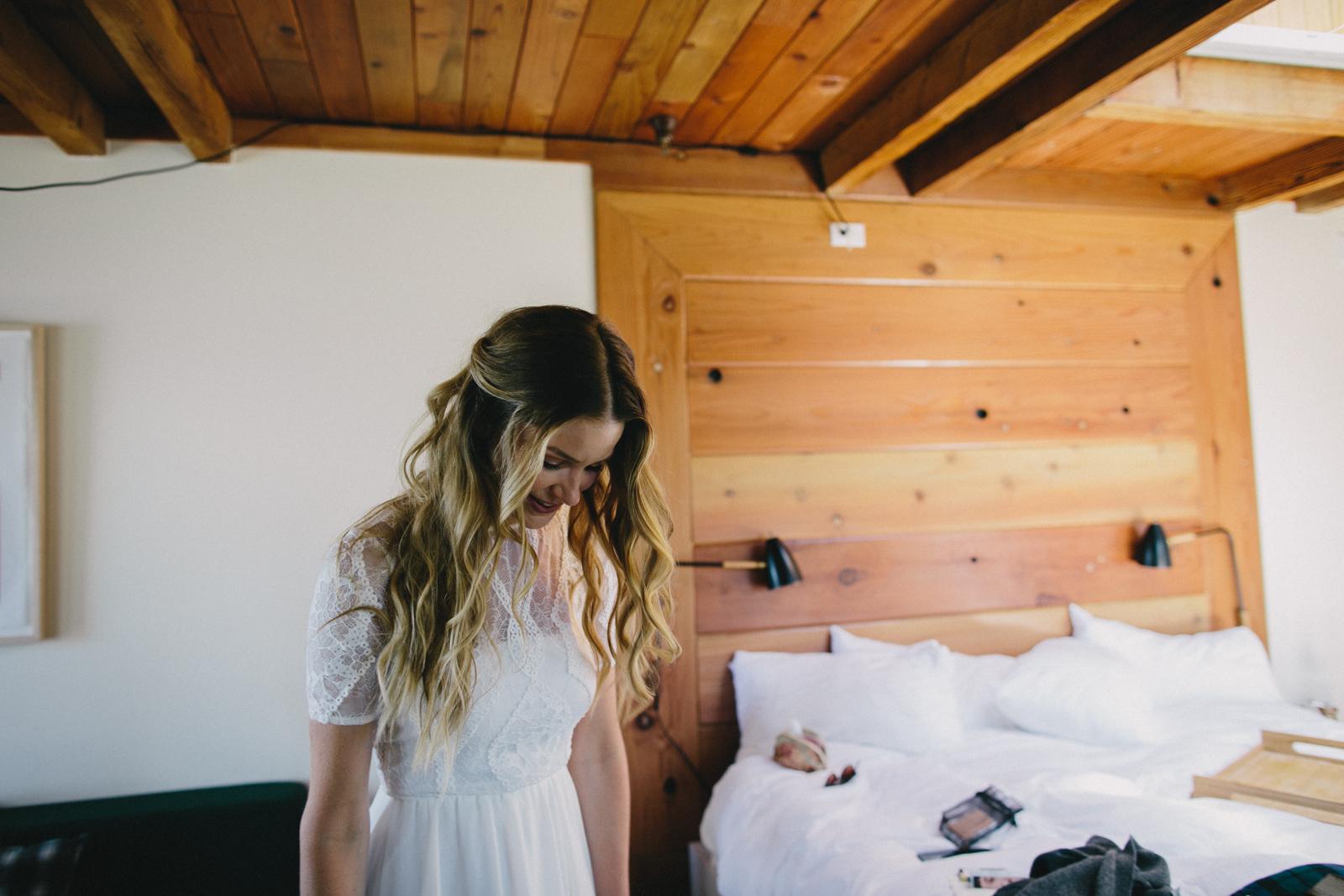 Jenner Cazadero Redwood Wedding Rachelle Derouin Photographer-10.jpg