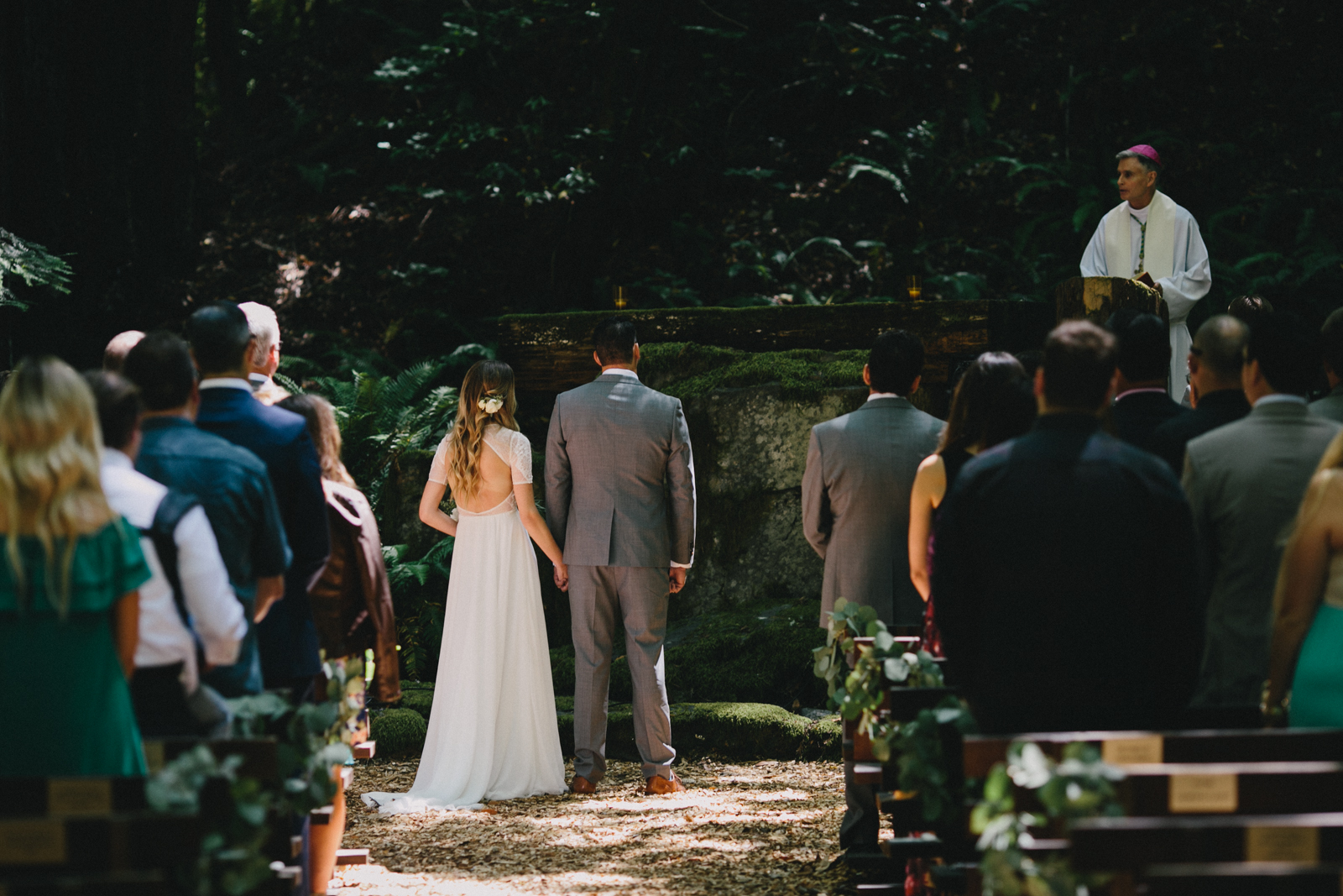 Jenner Cazadero Redwood Wedding Rachelle Derouin Photographer-26.jpg