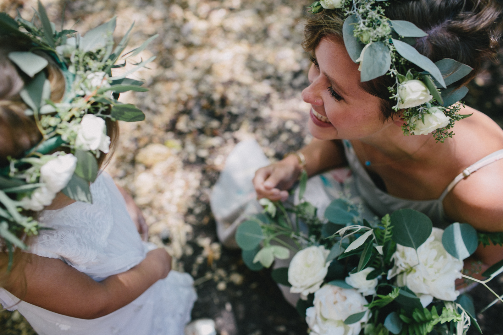 Jenner Cazadero Redwood Wedding Rachelle Derouin Photographer-35.jpg