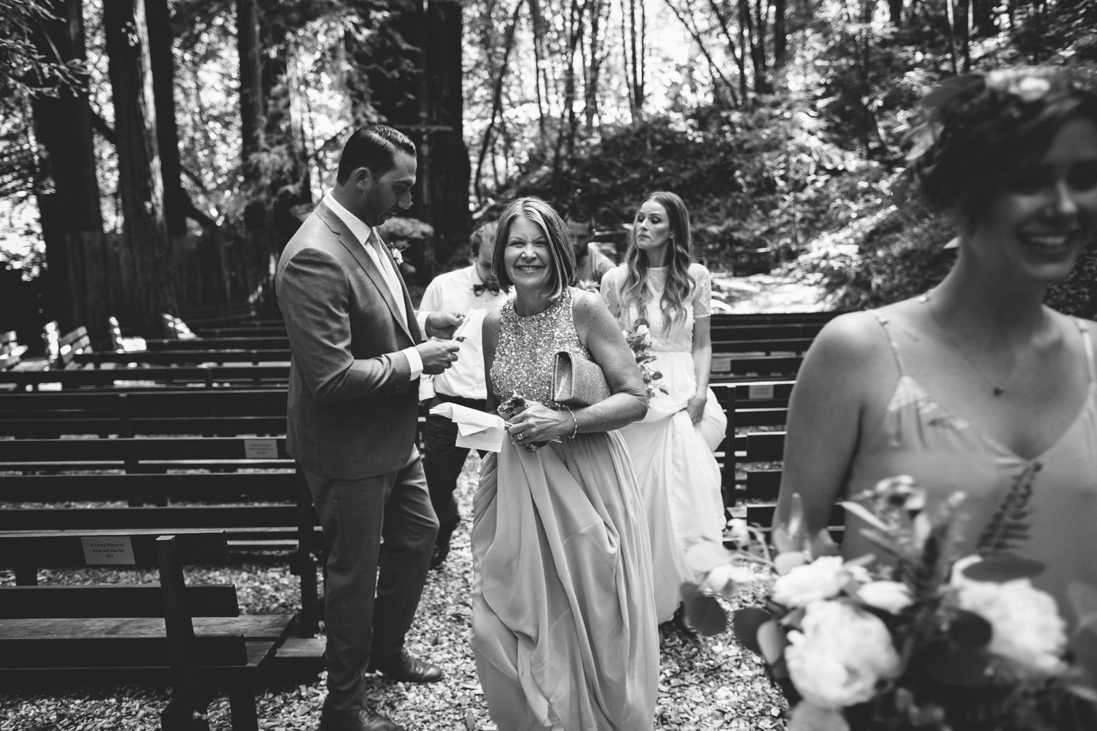 Jenner Cazadero Redwood Wedding Rachelle Derouin Photographer-41.jpg